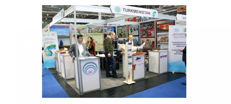 TURKMENISTAN TAKES PART ON THE INTERNATIONAL TOURISM EXHIBITION IN AUSTRIA