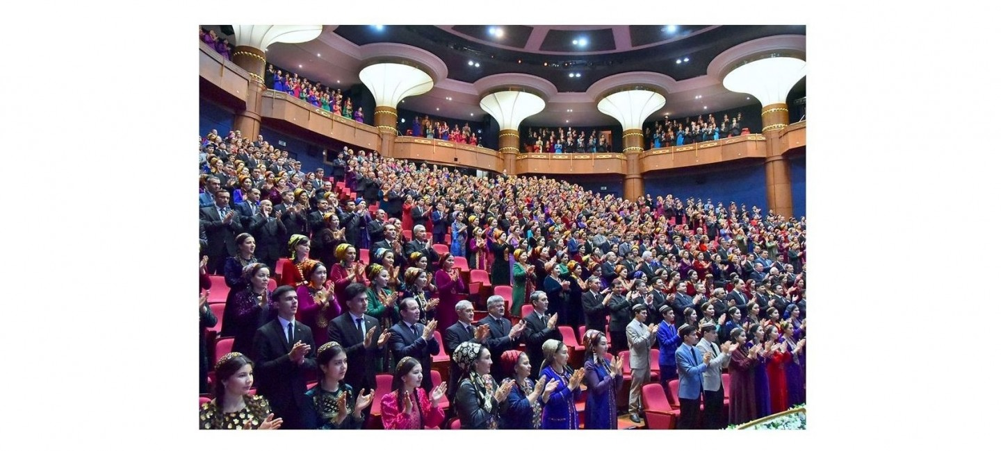 Ashgabat hosts events under programme of the year «Turkmenistan – Home of Neutrality»