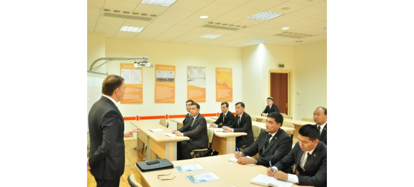 LECTURES ON PRIORITY AREAS OF TURKMEN DIPLOMACY AT THE INSTITUTE OF INTERNATIONAL RELATIONS OF THE MINISTRY OF FOREIGN AFFAIRS OF TURKMENISTAN